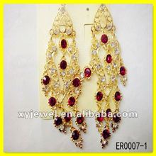 FASHION VINTAGE GOLD EARRINGS 2013