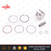 Large Wholesale Motorcycle Accessories piston and ring set for GY6-125