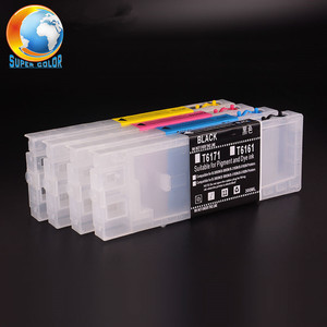 Ink Cartridge For Epson T6161 T6164 Suppliers And Manufacturers At Alibaba