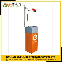 Auto parts barricades toll system car access folding parking gate