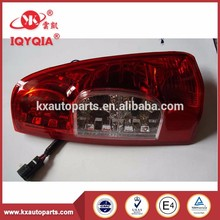 China Manufacture auto tail light turn lights for ISUZU D-MAX 2006-2011