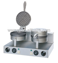 Commercial waffle baker/ electric waffle machine