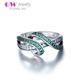 Globalwin 2017 latest rings jewelry women premier 925 silver jewelry rings for teenagers