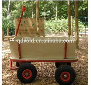 Wooden Children Tool Cart TC1812M