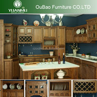 maple solid wood kitchen wall cabinet and cabinet doors rta manufacturer