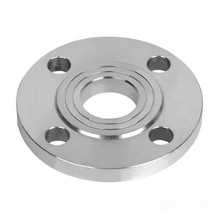 Stainless steel 1.4308 railing exhaust flange