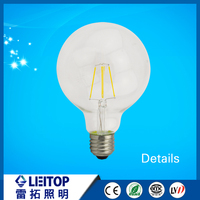 led lights 4w filament led 320lm 2700k-6500k led fialment lamp