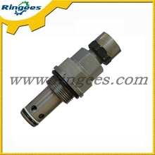 Excavator hydraulic parts main relief valve / Pressure relief valve / control valve for Kobelco SK350LC