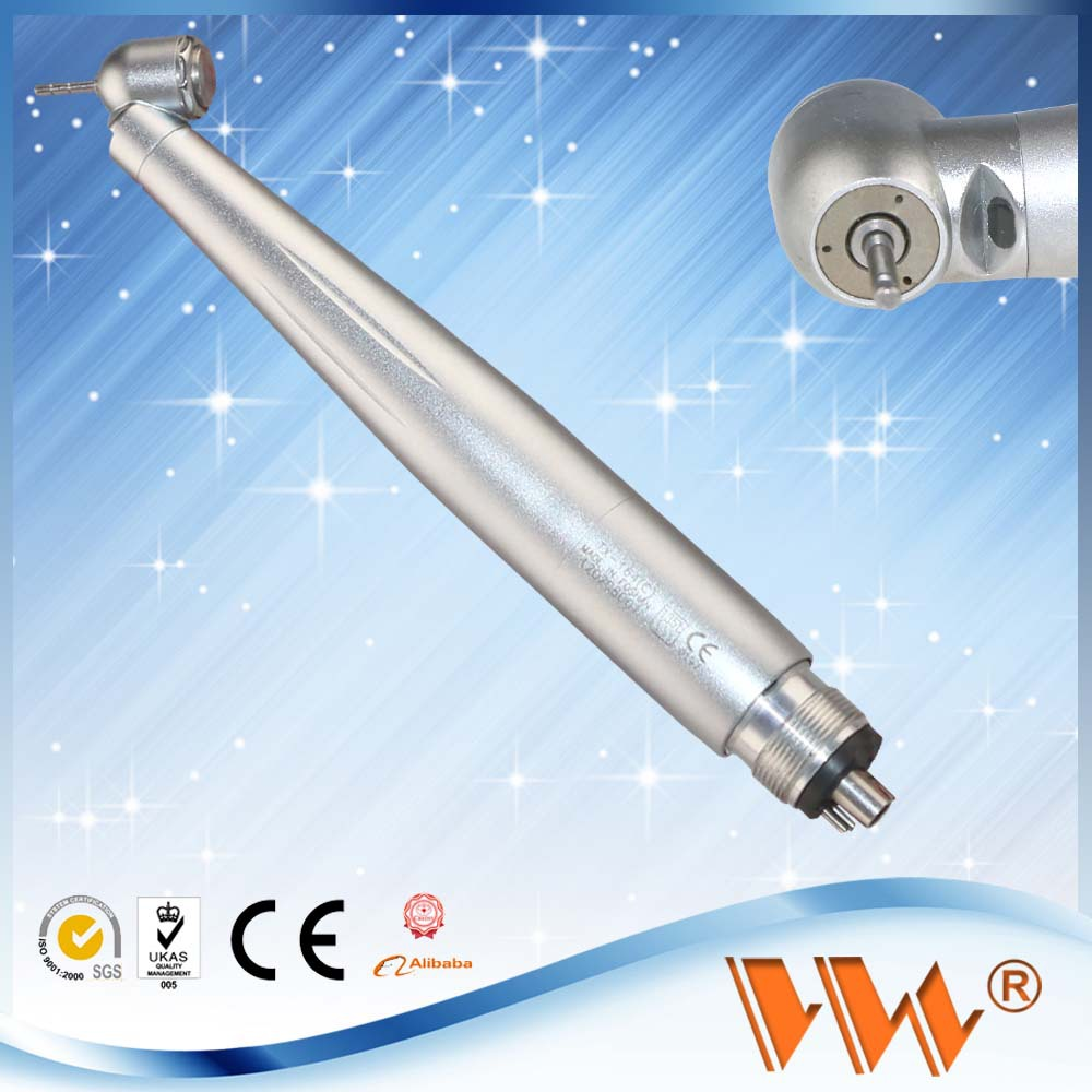 China 45 degree handpiece led wh dental