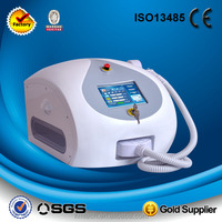 Big power and painless diode 808nm laser / diode laser hair removal equipment