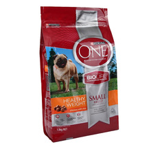 1kg Side Gusset Quad Seal Pet Food Pouch Bag