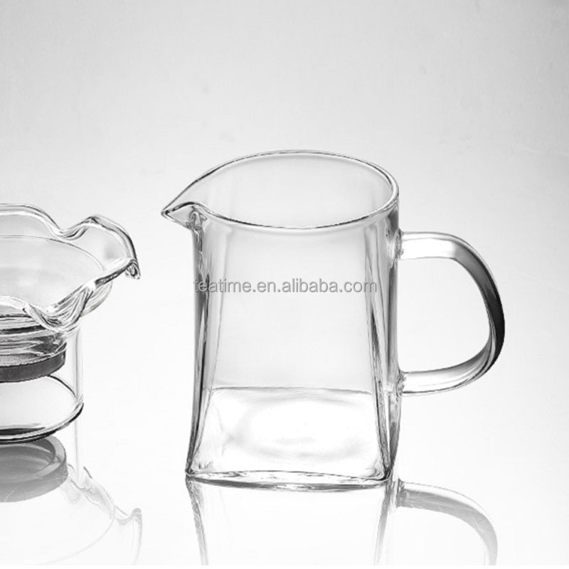 Hot selling product glass flower/tea/coffee cups with best price