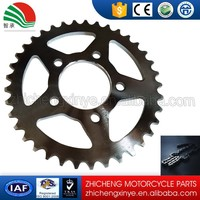 motorcycle chain and sprocket kits set