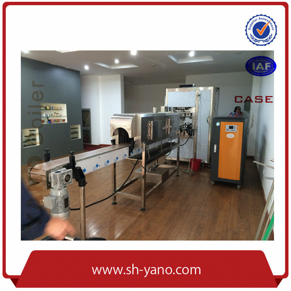 CE certificate Best Quality 36KW 51KG/H Electric Steam Boiler for Shrinkage Label Sleeve Machine