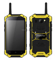 Cheapest Android 5.1 Rugged mobile phone, Quad-Core 4G Rugged Smart phone with Wifi NFC PTT SOS