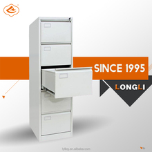 Office File storage cabinet system four drawer vertical filing cabinet