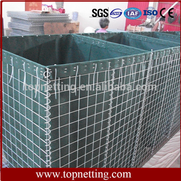 Factory Supply MIL3 Hesco Flood Barrier,Flood Barriers,Hesco Bastion for Protection Fence