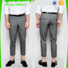 Men's slim Trousers high quality suits pants for man casual men trousers