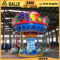 Swing Carousel For Sale indoor swing flying chair playground kids children swing games