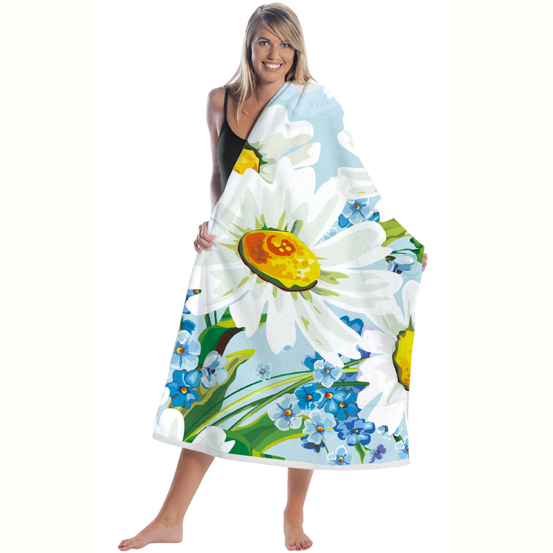 Microfine Towel Quick Dry Towel Blanket for Adults 70*140cm