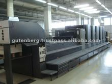 HEIDELBERG CD - 102 5+LX Paper Printing Machine