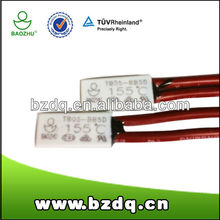 Red wire lead thermal protector