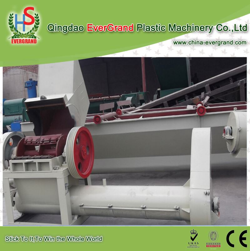 Durable Advanced Technology Eps/Ps Plastic Crusher And Washer