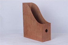 Modern design High quality wooden folder holder