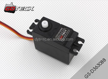 Goteck GS-3630BB digital Analog Plastic Gear 36g Brushless Servo 3kg Torque for RC Airplane