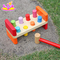 Wholesale Children knocking intelligence toy, Colorful Knocking Table Pounding Bench Toddler Toy W11G018