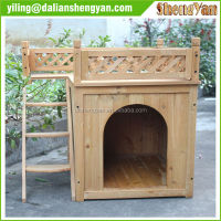 Utility Garden Wooden Pet House