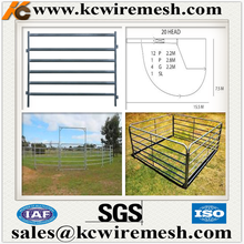 Factory!!!!!!! Kangchen Used corral round pens panels for horse/cattle/goat/sheep