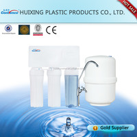 5 stages pipeline rainbow river water filter as kitchen supplies