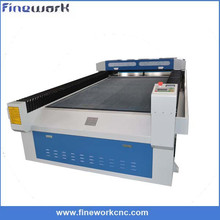 China cnc wood paper acrylic jigsaw puzzle laser cutting machine in hot selling mat board