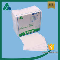 "Nonwoven Fabric 9""*9"" Lint Free Wipes"