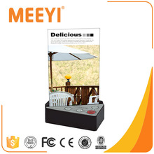 Meeyi Restaurant Hotel Use Wireless Four Buttons Service Call Cancel Bill Order Button