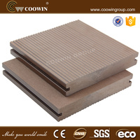 Frigid zone suitable wpc composite flooring
