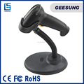barcode scanner with stand /handhed barcode scanner for supermarket