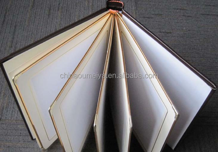 double sides glued/adhesive plastic sheets for photo book/album making