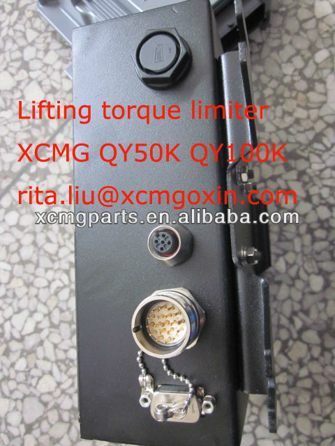 crane load limiter for XCMG QY25K QY50K QY70K QY100K
