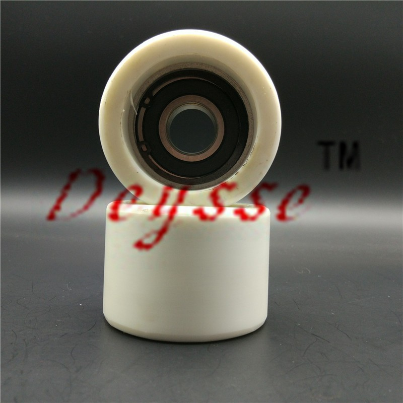 High quality 70*50mm 6204Bearing Schindler Escalator Handrail Roller