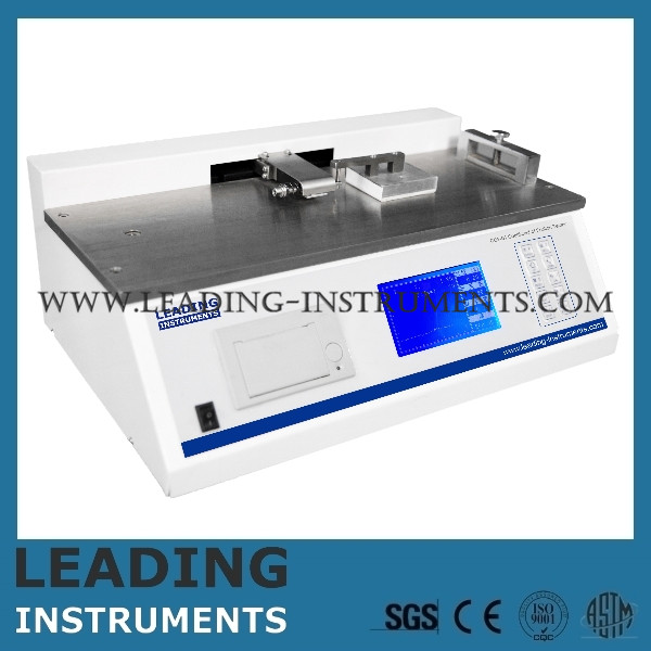 Coefficient of Friction Tester-Machine for Flexible Package
