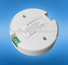 100V 350mA constant current round led driver
