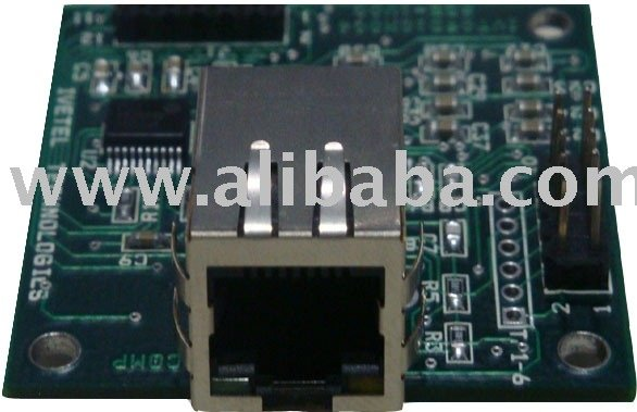 RS-232/USART/ Serial to (10/100M) Ethernet Device Server