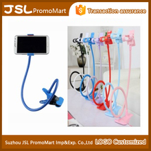 Promotional gifts flexible plastic bathroom lazy phone holder for desk