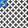Punched Aluminum Sheet / Decorative Perforated Sheet Metal Panels