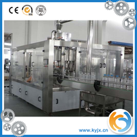2016 Automatic Liquor / Red Wine / Alcohol / Glass Bottle Filling Line