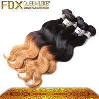 Alibaba Express In Spanish fast shipping double drawn wholesale brazilian hair weave bundles