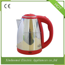 Cheap Price 1.8L Stainless Eletric Samovar Kettle, Cordless Electric Kettle