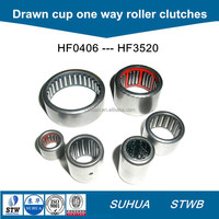 HF type drawn cup one way roller clutches